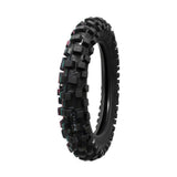 TIRE SET: 80/100-21 with Inner Tube + Rear Tire Size 110/100-18 with Inner Tube