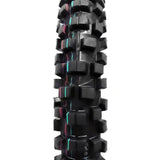 TIRE SET: Front 80/100-21 Rear 110/100-18 Dirt Bike Off Road