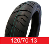 Tire 120/70-13 Tubeless