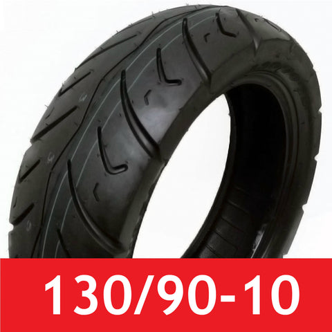 Tire 130/90-10 Tubeless Type STREET