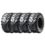 Set of 4 16x8.00-7 (205/55-7) ATV UTV ATV Tires New Pack of four tires 16x8-7 | P133 Mud Tread