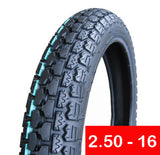 Tire 2.50-16 Tube Type STANDARD