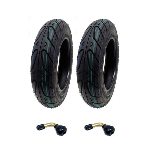 SET OF TWO: Scooter Tubeless Tire 3.50-10