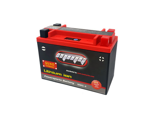 lithium battery motorcycle
