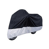 PREMIUM SCOOTER Cover - BK/GY - For MEDIUM Size Scooters.