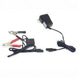 Battery Charger 12v 500MA 0.5A Scooter Lead Acid Battery With LED Indicator
