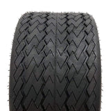 SET OF TWO: ATV Tubeless Type Front Tire 18X8.5-8