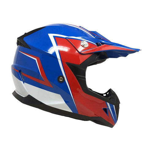 Motorcycle Adults Helmet Off Road MX ATV Dirt Bike Motocross UTV