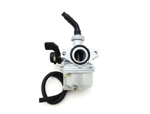 MYK Adjustable Carburetor for 50cc/110cc Honda Clone Engines RH Manual Choke