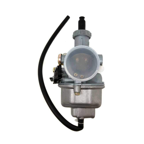 MYK PZ26 4-stroke Carburetor 26mm for Honda Clone Gas Engines with Choke Lever, Fully adjustable