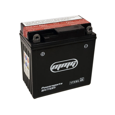 MMG YTX9A-BS (YB9-B) Maintenance Free Battery