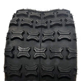SET OF TWO: ATV UTV Tire 18X9.5-8 (P73) Split Knobby Tread - Fits Front or Rear ATV UTV Go Karts Mowers