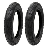 SET OF TWO: Electric Bike Tire Size 12x2.125