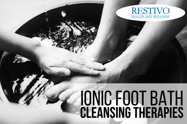 IONIC FOOT BATH -- CLEANSING THERAPIES