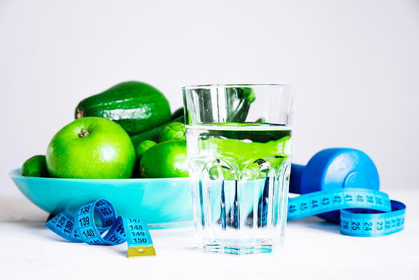 Ways To Avoid Gaining Water Weight