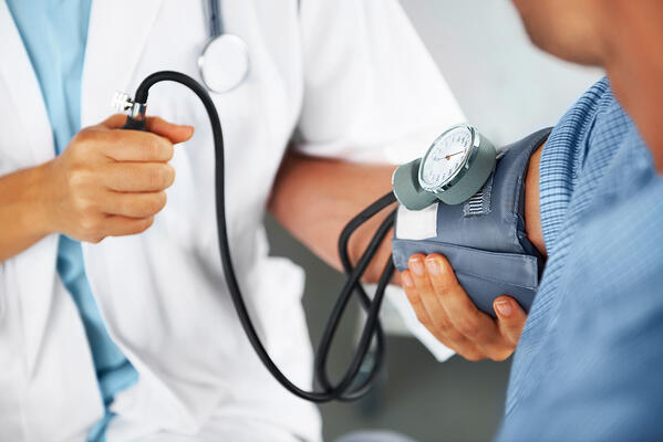 Keeping Tabs On Your Blood Pressure