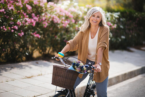 Building Confidence In Your 60's