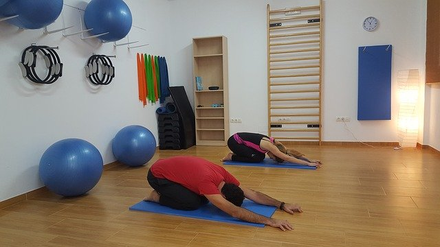 Restorative Yoga Positions To Build Muscle And Help Weight Loss