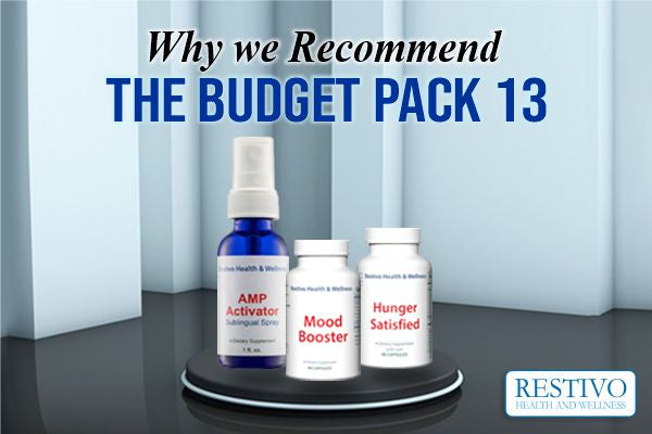 WHY WE RECOMMEND THE BUDGET PACK 13