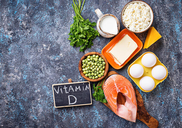 vitamin d food ideas