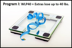 Offer I: Weight Loss Reboot Program Lose up to 40lbs in 40 Days + Extras 48%OFF+WLP40 Included        3 YEAR TEXTING SUPPORT INCLUDED-PRODUCTS LAST 14 WEEKS