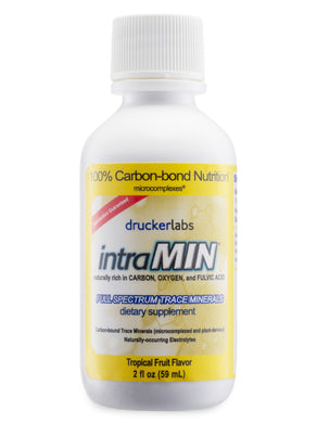 IntraMin -Fruit Punch Organic Trace Minerals Liquid Vitamin