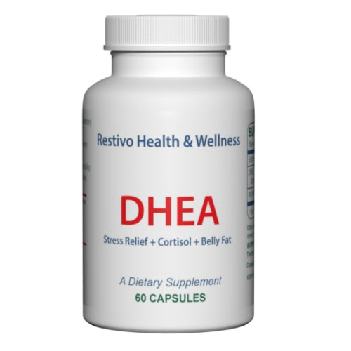DHEA  Stress Relief + Cortisol + Belly Fat