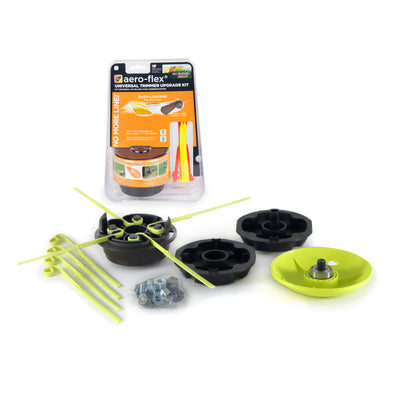 New Aero-Flex® Kit + Green Glider (Aero-Flex® Mowing System)