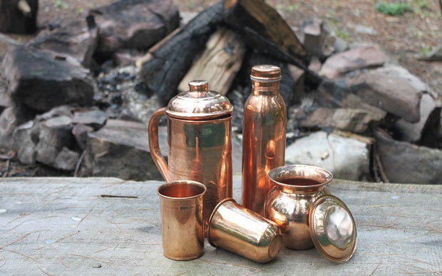 Ayurvedic Benefits Of Drinking Water From A Copper Vessel