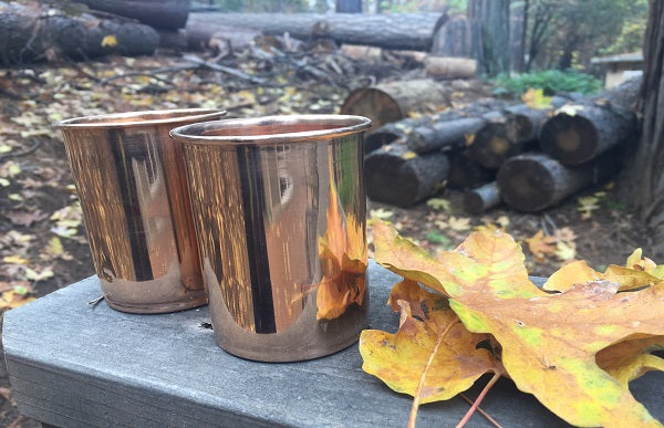 Copper And Its Protective Shield For The Vata (Fall) Season