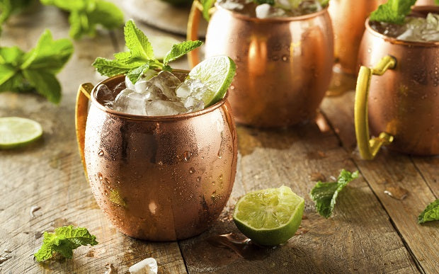 Avoid Drinking Moscow Mules From A Pure Copper Mug