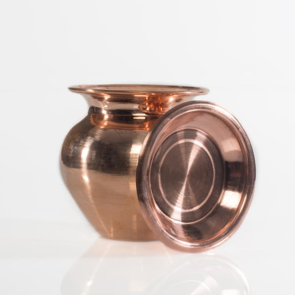 Vasanti Health Copper Lid