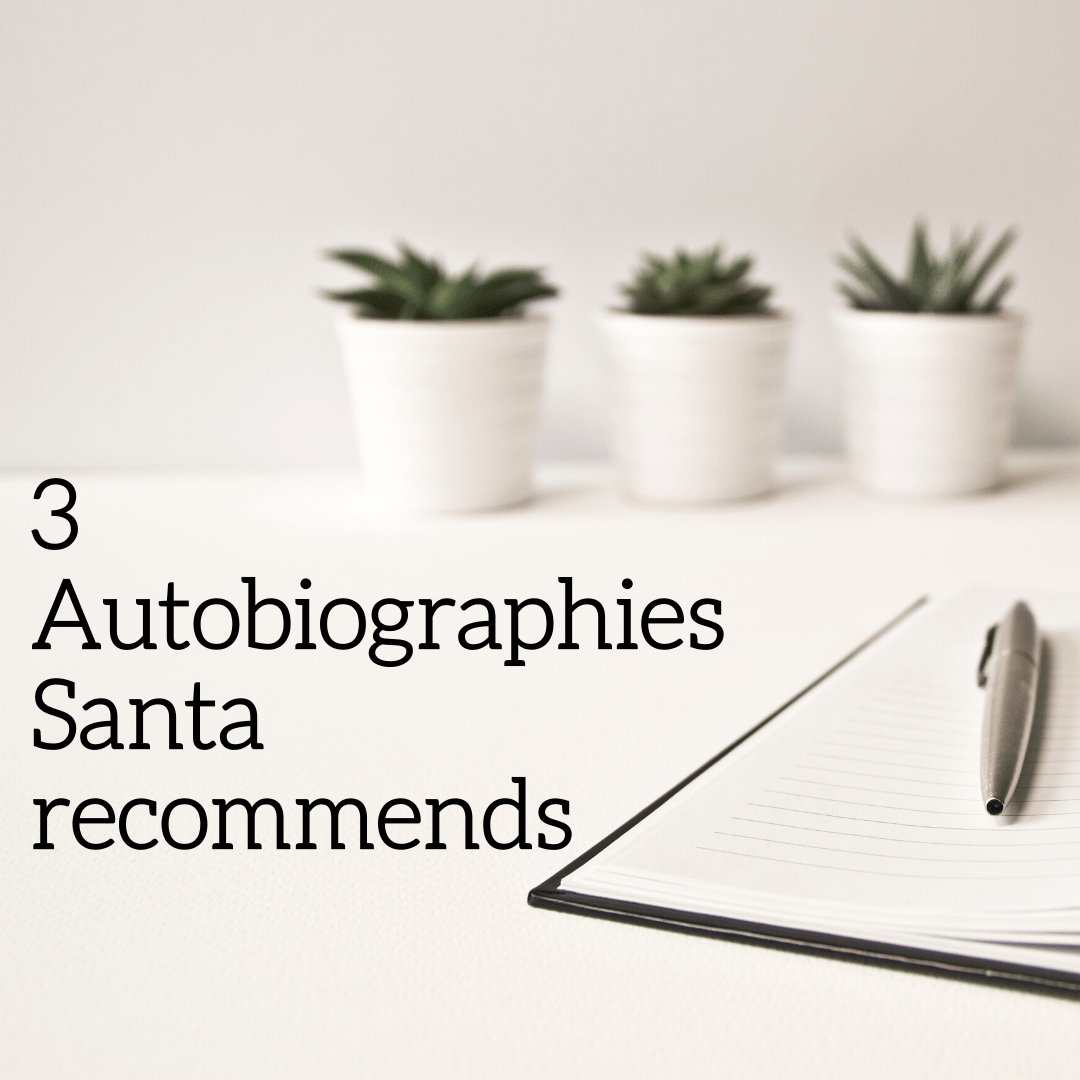 3 Autobiographies I've read this year and why you should read them too