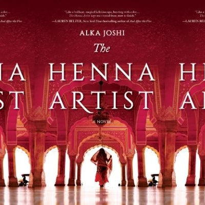 The Henna Artist by Alka Joshi - Book Review