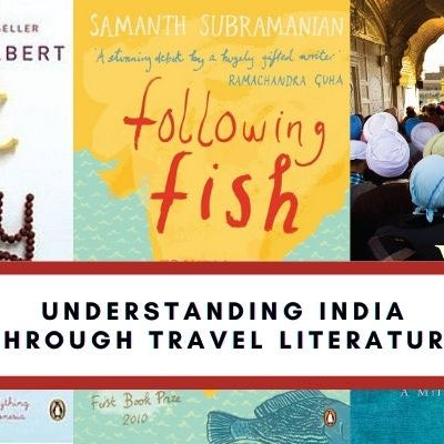 Understanding India through travel literature