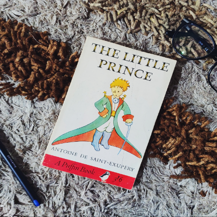 A Book That Grows With You - The Little Prince