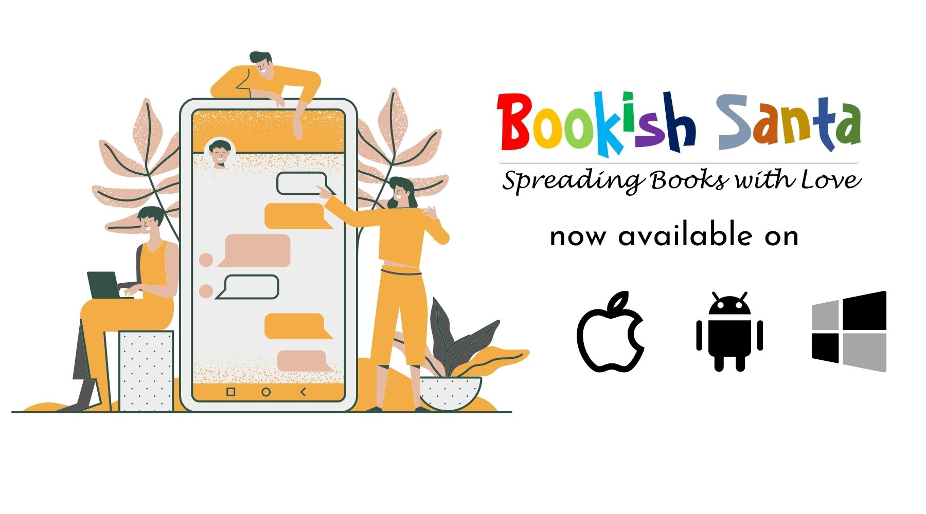 Bookish Santa Mobile App