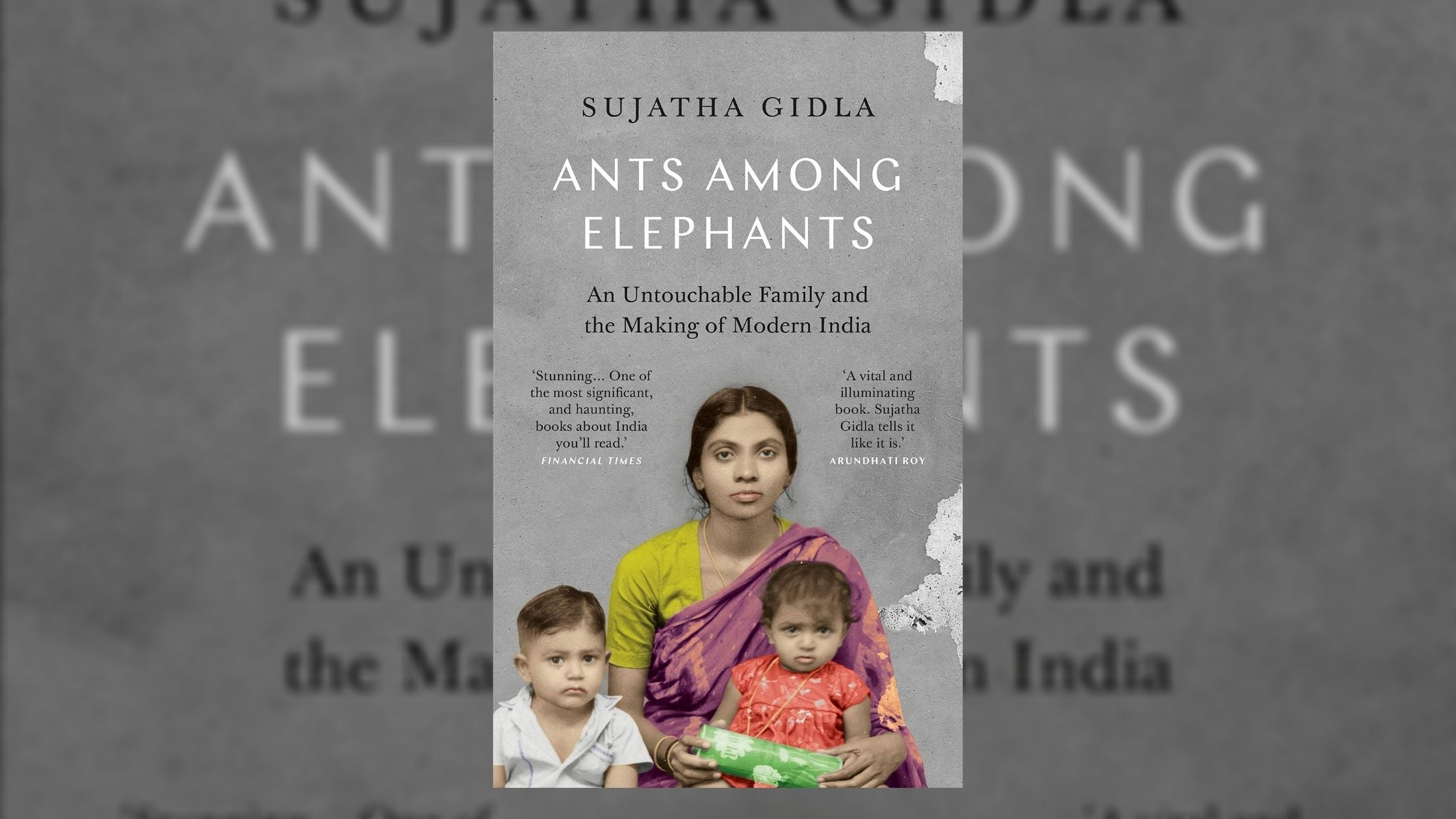 Dalit Literature and Ants Among Elephants by Sujatha Gidla: A Short Review