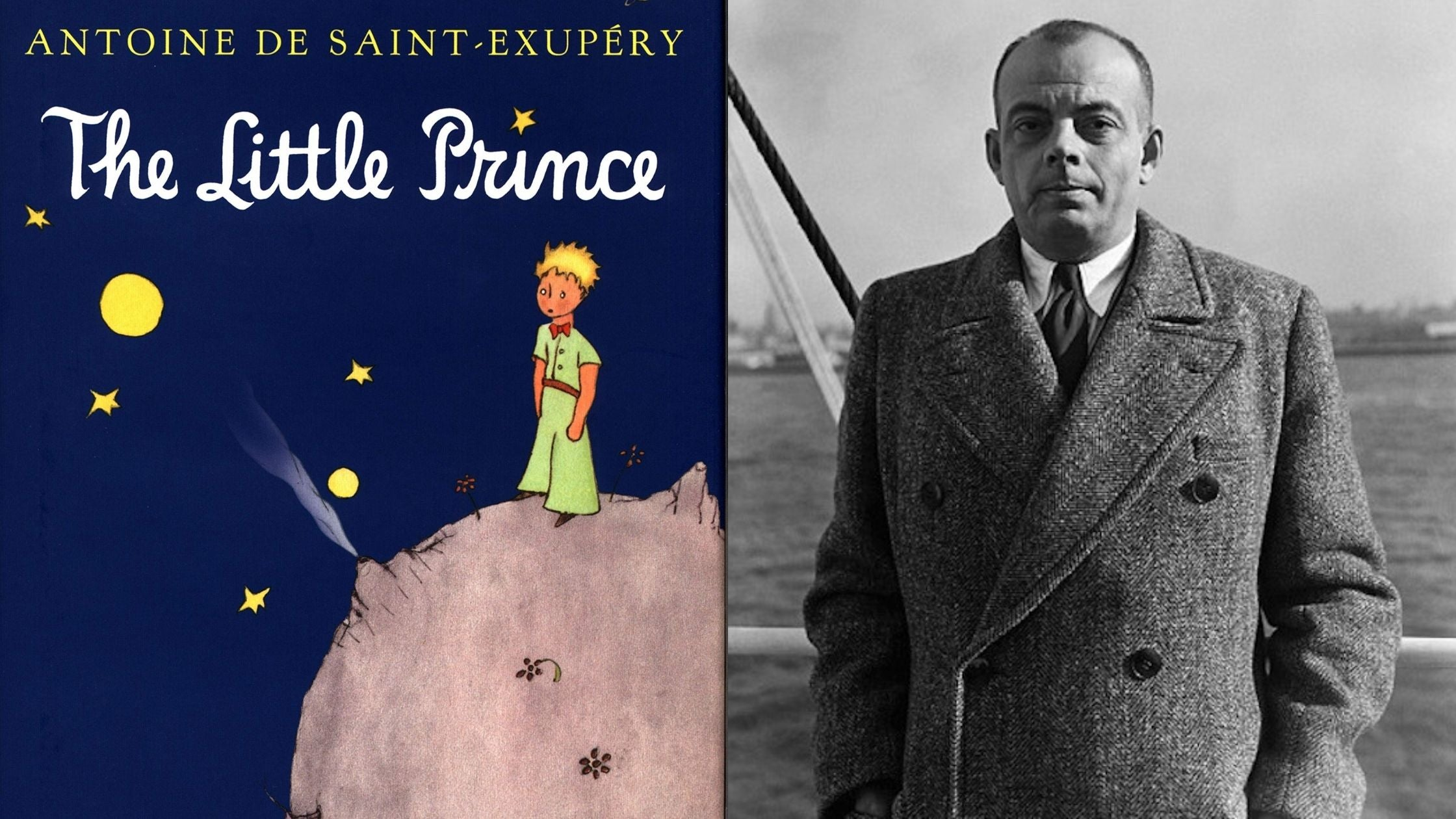 Antoine de Saint Exupéry in The Little Prince (Kutti Ilavarasan) Book Review by Udhayasankar. Book Day is Branch of Bharathi Puthakalayam.