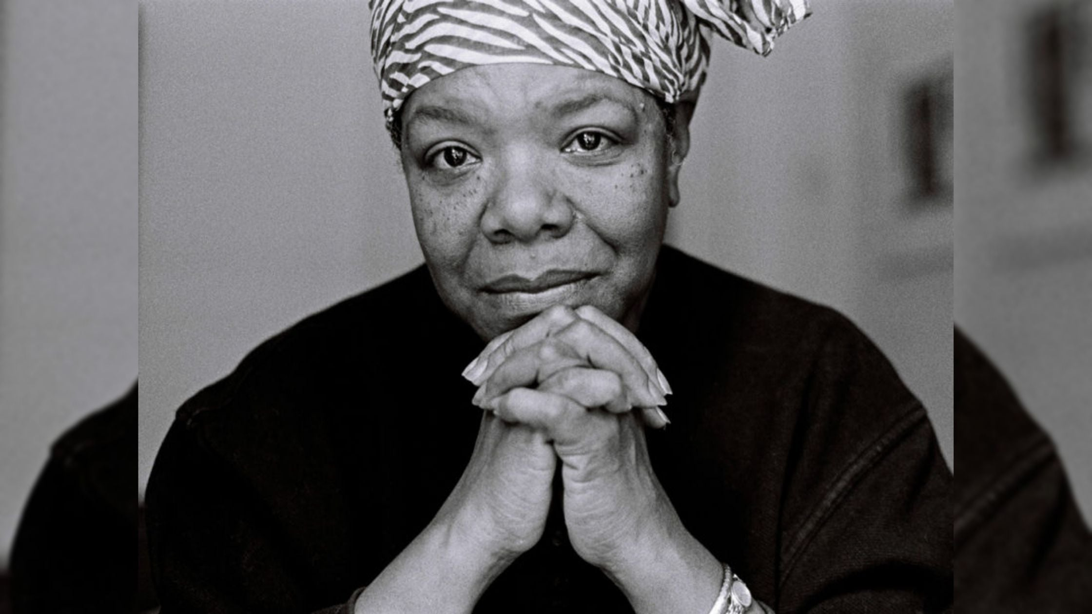 Maya Angelou: The Black Woman Who Could Not be Moved