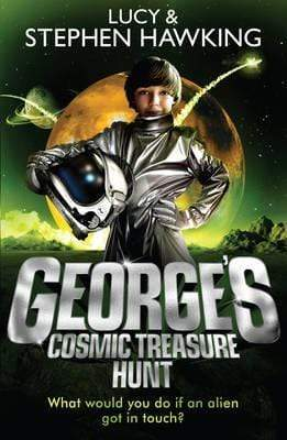 George's Cosmic Treasure Hunt (George #2)