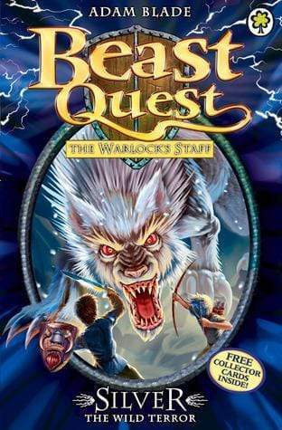 Silver the Wild Terror (Beast Quest, #52)