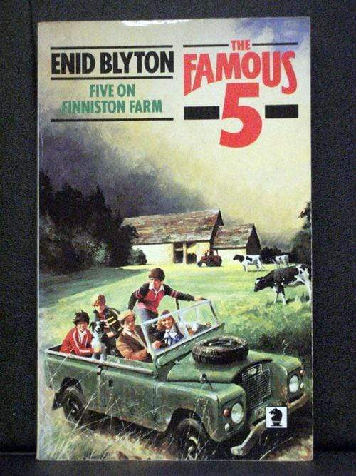 Five on Finniston Farm (The Famous Five, #18)