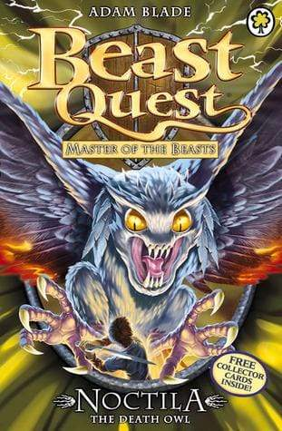 Noctila the Death Owl (Beast Quest, #55)