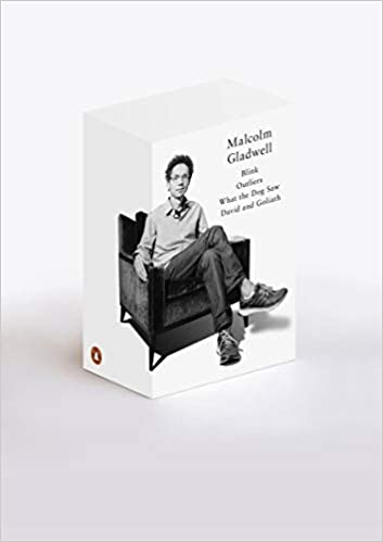 The Penguin Gladwell: Blink, Outliers, What the Dog Saw, David and Goliath (Book Box)