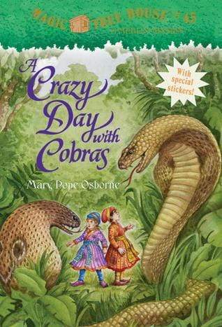 A Crazy Day with Cobras (Magic Tree House #45)