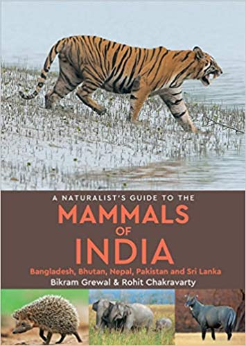 A Naturalists Guide to the Mammals of India