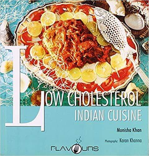 Low Cholesterol Indian Cuisine