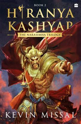 Hiranya Kashyap - The Narasimha Trilogy (Book 2)
