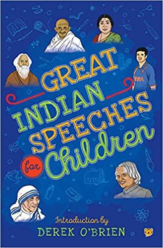 Great Indian Speeches for Children (10 September 2018)